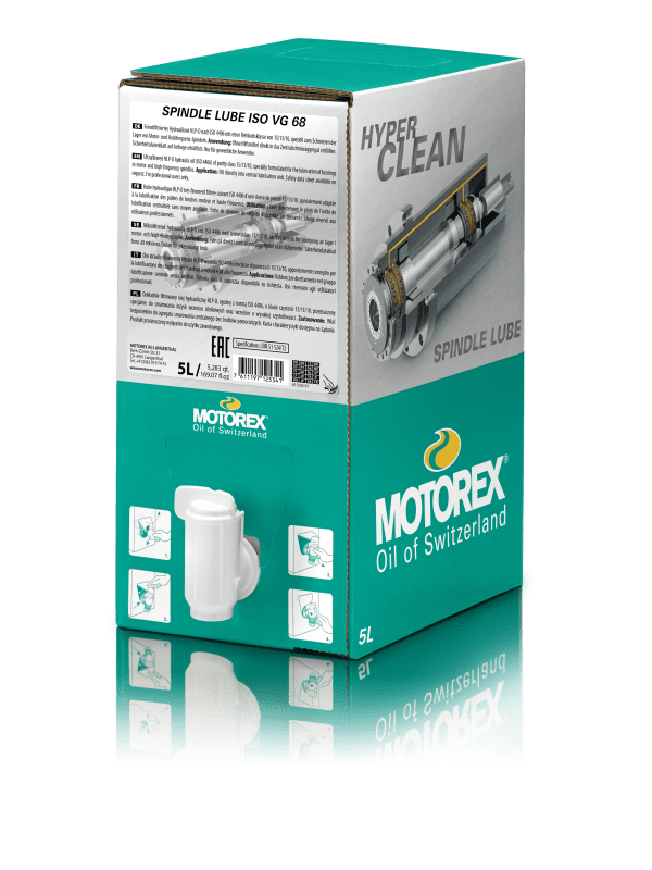 Motorex Spindle Lube 68