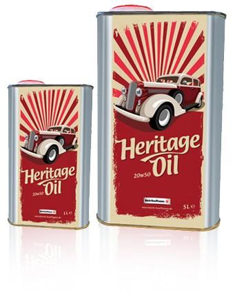 Heritage Oil