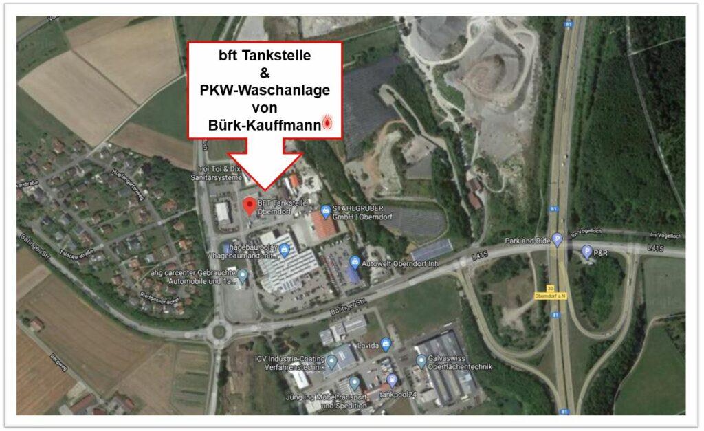 Tanken & Waschen bft Oberndorf-Bochingen
