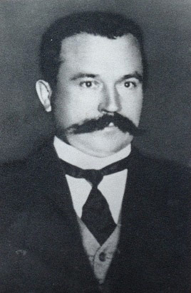 Firmengründer Johannes Kauffmann