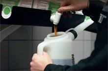 Mobil Boxx Ölzapfanlage